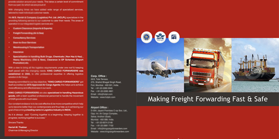 Brochure Design Company offering Brochure Design Services in Mumbai
